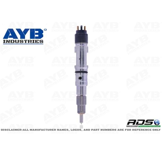 0445120201 0445120276 51101006140 0986435656 51101006128 DIESEL FUEL INJECTOR REMAN